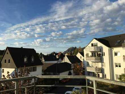 Drachenfelsblick mitten in der Stadt! Helle 3-Zimmer-Wohnung mit Balkon, Aufzug, Tiefgarage
