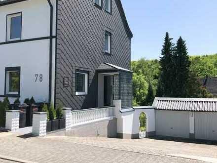 Traumhafte Maisonette-Erdgeschoss-Wohnung im grünen Bo-Höntrop!