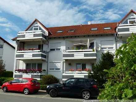 +++ Schmucke Dreiraumwohnung mit Balkon +++
