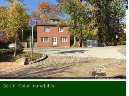 wohnen - leben - arbeiten - direkt am Schloßpark Meyenburg