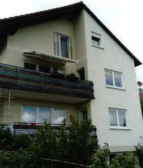 Preiswerte, gepflegte 4-Zimmer-Wohnung mit Balkon in Sigmaringen