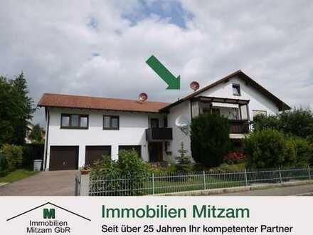 4 Zimmer-2 Keller-Privatgarten-Garage-Carport-Balkon- in ruhiger, sonniger u. zentralen Lage