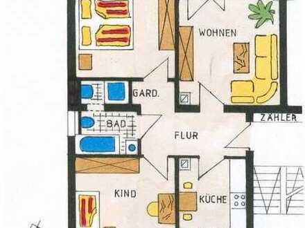 501 €, 66 m², 3 Zimmer