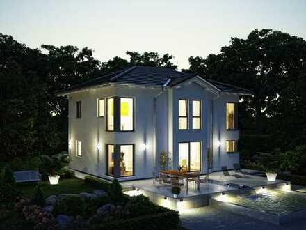 Modernes komfortables Wohnen - Einfamilienhaus inkl. Grundstück