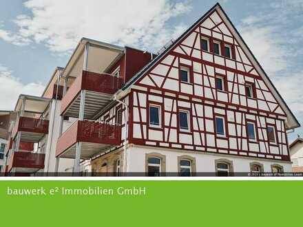 Die besondere Maisonette-Wohnung im Herzen von Beffendorf