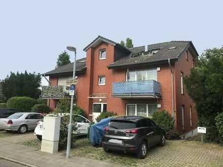 Moderne 3 1/2- Zimmer- Wohnung mit Balkon & PKW- Stellplatz im grünen Weseler Schillviertel