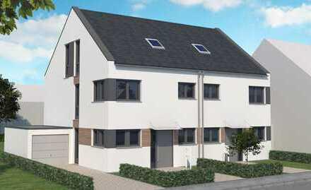 Bonn-Holzlar - Neubau - Doppelhaushälfte - Südausrichtung