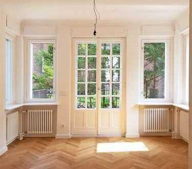 Renovierte 3 Zimmer Wohnung im wunderschönen Dahlem !