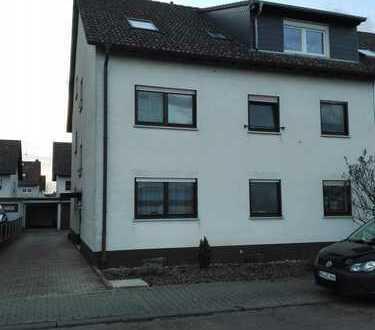 3-ZKBB-Dachgeschosswohnung mit großer Loggia am Ortsrand in Friedrichsfeld