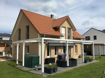 Einfamilienhaus im Top-Zustand