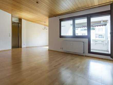 3,5-Zimmer-Wohnung mit TG-Stellplatz und schönem Balkon - sichern Sie sich jetzt Ihr Eigenheim!