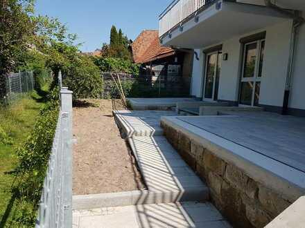 Erstbezug: ansprechende 2,5-Zimmer-Wohnung in Kleinsachsenheim