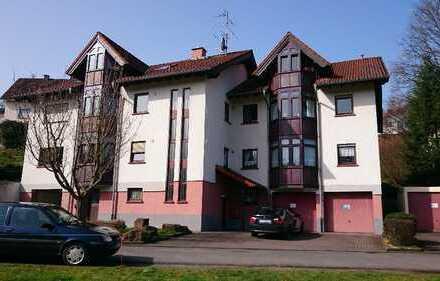 Sehr schöne 3-Zimmer Wohnung direkt an dem Fluss Jossa in Jossgrund / Oberndorf