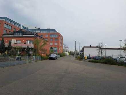 *Projektentw.:Ideales Grundstück für den Bau eines Büro- oder Lagergebäudes*nähe Flughafen+Autobahn*