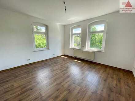 Schicke Singlewohnung mit Einbauküche in Oberlungwitz