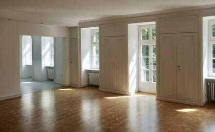 Wohnung 135 qm in Schlösschen in gepflegter Parkanlage zwischen Frankurt und Darmstadt