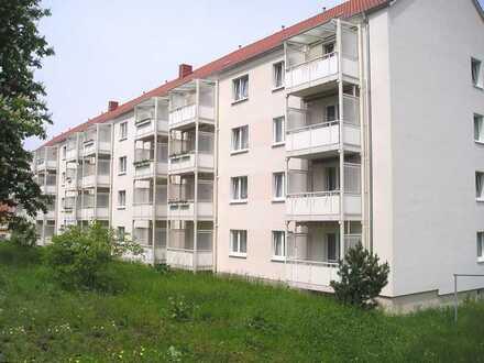 3-Raum-Wohnung im 1. OG mit Balkon!