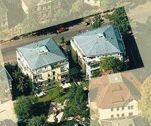 Schöne 2-Zimmer-Wohnung im EG mit Terrasse im Grünen