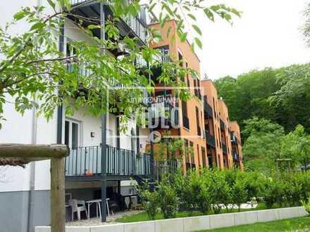 4,5 Zi.Maisonette-Whg, Einbauküche, Balkon, kernsaniert Niedrigenergiebauweise
