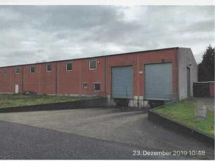 Lagerhalle, 2400 qm ab 1.3.2020 zu vermieten