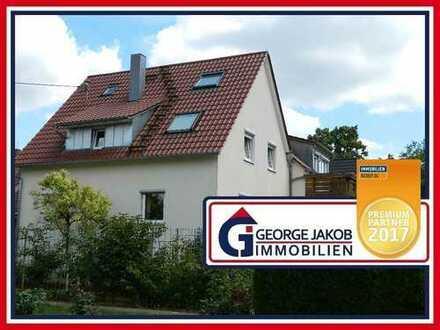 Große Wohnung in Löchgau zu verkaufen