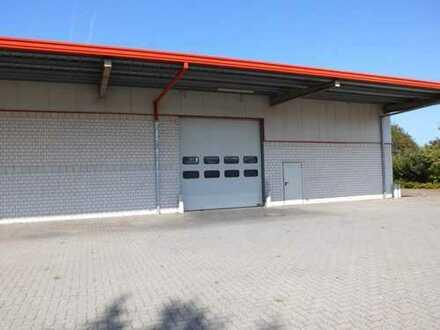 Lagerhalle/Lagerflächen/Lagercontainer im Gewerbegebiet Garbsen