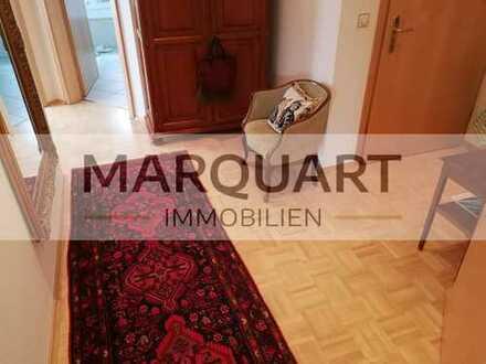 Neuwertige Wohnung mit luxuriöser Ausstattung, Loggia, Tiefgarage