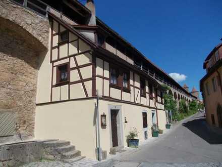 Idyllisches Haus in historischer Altstadt