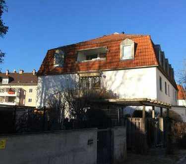 Drei-Zimmer-Wohnung ideal für Pendler, nur 15 Minuten vom Hauptbahnhof Augsburg