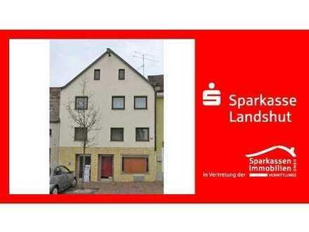 Wohn-und Geschäftshaus in Frontenhausen