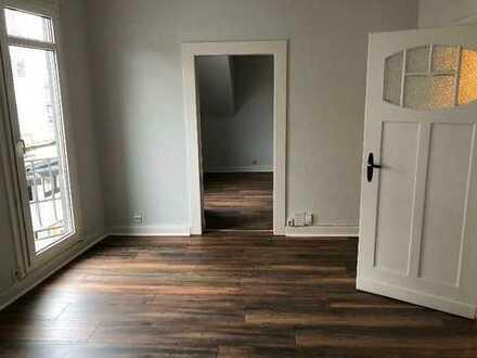 Wohnvergnügen sieht so aus! Schicke Altbauwohnung in der Innenstadt von Gummersbach