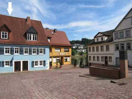 Ein Haus für Sie alleine! Historisch mit Flußblick...