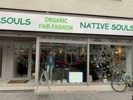 Attraktives Ladenlokal im befahrbaren Teil der Bochumer Einkaufsmeile Kortumstraße