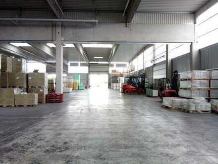 Hallen-/Lagerfläche ab 1.050 m² in Ismaning zu vermieten