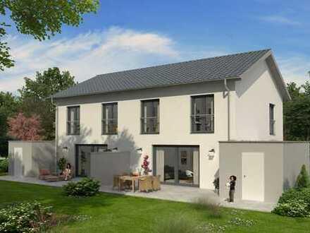 Modernes, helles Einfamilienhaus mit Vollausstattung, Garage und Südterrasse
