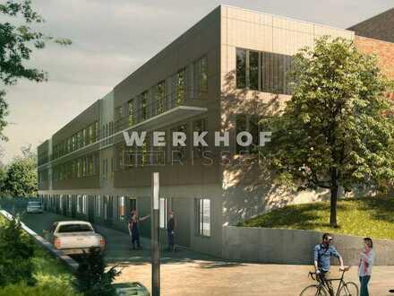 Gewerbehof Rissen - Neubau