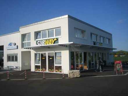 Büroräume direkt an der B14 in Backnang-Lerchenäcker-Industriegebiet