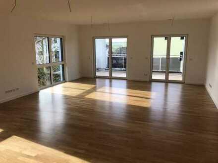 Erstbezug: Exclusive 3-Zimmer-Wohnung am Kurpark, Erstbezug mit Balkon in Bad Camberg