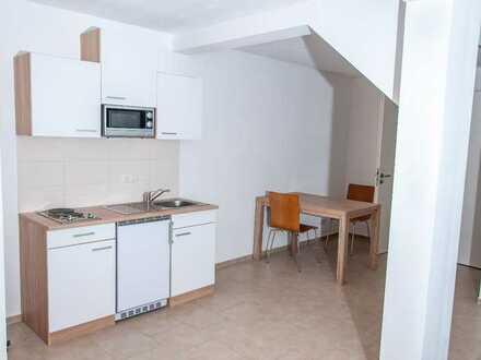 Gepflegtes voll möbliertes Appartement inkl. Wifi, Parkp., Reinigung