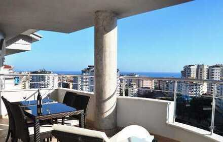 - AZ-Immobilien24.de - 240qm Möbliertes Penthouse in Cikcilli -