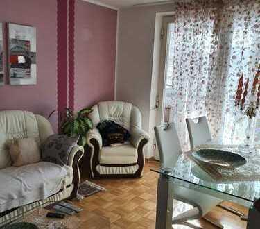 Vermietete 2-Zimmer-Wohnung mit Balkon und EBK in München-Maxvorstadt