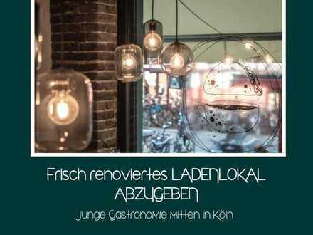 Frisch renoviertes Restaurant/Café abzugeben