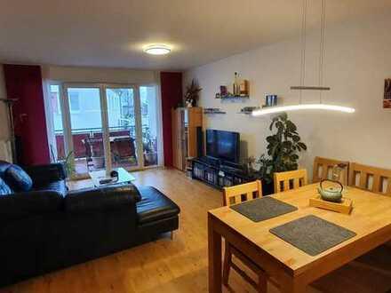 Möbl. 3-Zimmer Wohnung in Bamberg-Berggebiet