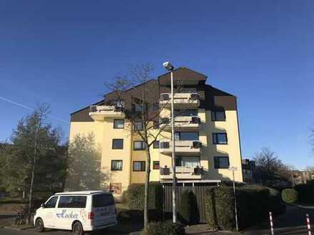 Großzügige und helle 2 Zimmer-Balkon-Wohnung mit Blick ! Brüser Berg !