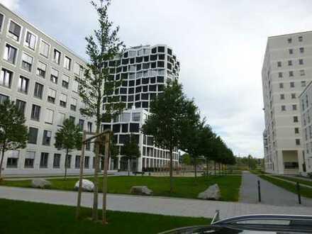 Exklusives Wohnen im Friends Tower - modern möblierte Wohnung