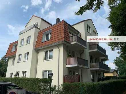 IMMOBERLIN: Sympathische Wohnung mit Sonnenterrasse