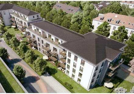 Erstbezug mit Balkon: stilvolle 4-Zimmer-Wohnung in Landsberg am Lech