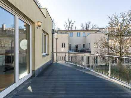 Bezugsfreie 3-Zimmer-Wohnung in Potsdam-Babelsberg
