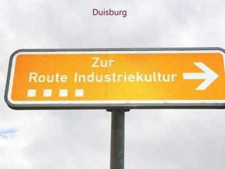 Die Wertsteigerung gesichert ! Gewerbe- und Wohnhaus in Duisburg am Innenhafen!