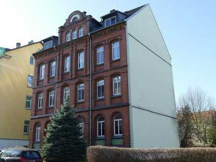 Familienfreundliche 4-Raum-Wohnung mit 2 Bädern, Balkon + Stellplatz in Kappel